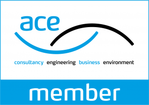 Association for Consultancy and Engineering membership logo